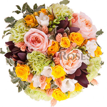"Wedding bouquet ""Cairo"""